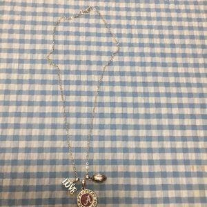 Jewelry - Alabama Football 🏈 Love necklace